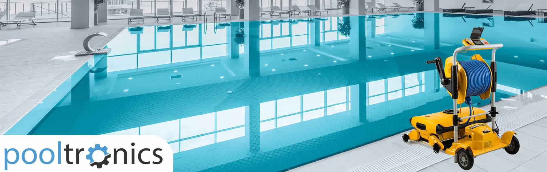 Commercial Swimming Pool Robot Cleaners
